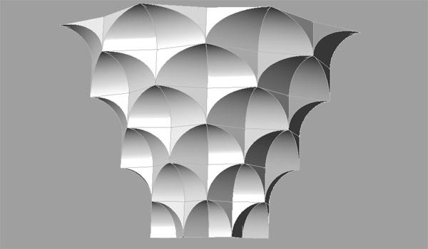 Designcoding Parametric Muqarnas